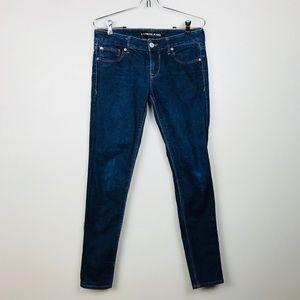 Express Stella Denim Leggings Jeans Jeggings Sz 6